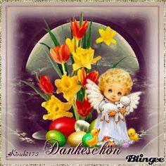 Danke an Dich und Dich - thanks to you and you - Merci à Toi et Toi