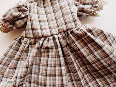 Куклы Мастер-класс Шитьё Платье для куклы МК Кружево Ткань фото 17 Tradução: Quase pronto !