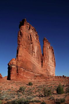 Arches National Park; photo by Southern Utah Photography