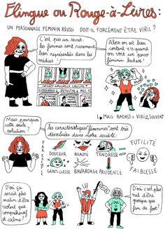 Commando Culotte || le blog de Mirion Malle: Les personnages féminins forts : bagarre mais pas ...