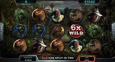 jurassic park slot gameplay