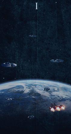 Star Wars: Episode I - The Phantom Menace by Colin Morella *