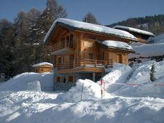 Urlaub direkt an der Skipiste - Chalet für bis zu 12 Personen in Haute-Nendaz, Schweiz. Objekt-Nr. 31055