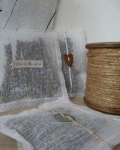 lovely lavender sachets