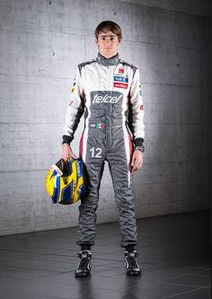 #12 Esteban Gutierrez, Driver, Sauber C32