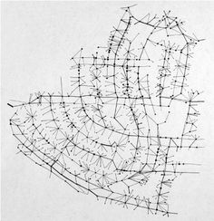 "-squirrel highways- Critical Cartography Denis Wood ""Everything Sings: Maps for a Narrative Atlas"""