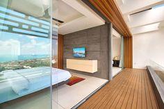 AWARD WINNING PROJECT Aqua Samui Villa 1 --- from 180$ per night --- Koh Samui Luxury Real Estate