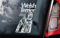 Car Window Sticker Vorstehhund Dog Sign Decal V04 Weimaraner on Board