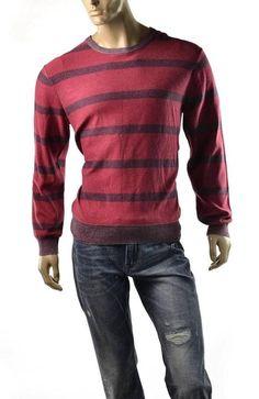 Calvin Klein Jeans Sweater Mens Crew Neck Long Sleeve Jumper Shirt Size XXL NEW #CalvinKlein #Crewneck