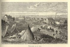 Winnipeg as it Was [ca. Old Photographs, Old Photos, University Of Manitoba, John Douglas, Fur Trade, Western Canada, Canadian History, Canada Travel, Pictures To Draw