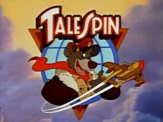 Tailspin 1990 Disney
