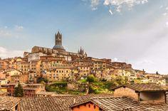 Siena, Itália: Localizada na Toscana, uma das regiões mais visitadas da Itália…