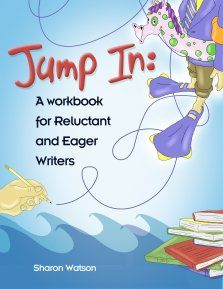 Great writing program for 5th or 6th grade on - very nice for reluctant writers and very user-friendly