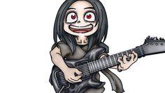 Babymetal - Kami Band Fan Art by Fuloup.