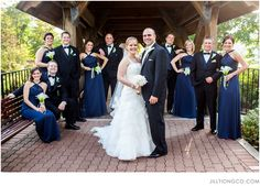 """""""Must have"""" wedding party photo 
