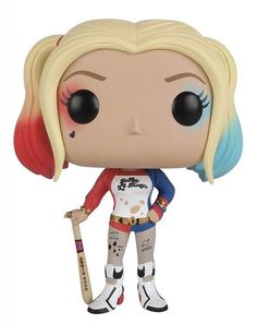 Suice Squad Harley Quinn action figure Boxed Figure height: 14 cm