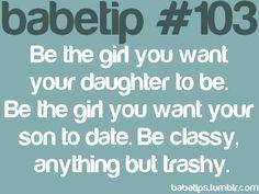 always stay classy