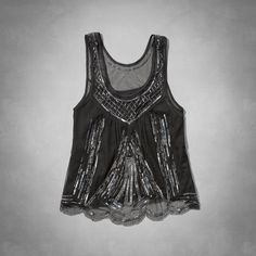 Womens Sparkle & Shine Elsie Cami | Womens New Arrivals | Abercrombie.com