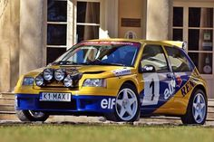 Renault Clio Maxi Kit Car