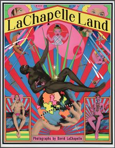 Tadanori Yokoo. LaChapelle Land, Photographs by David LaChapelle. 1996