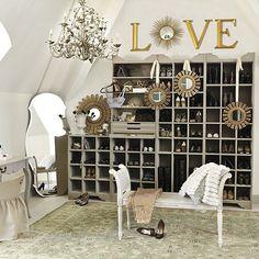 Sarah Jewelry Storage Cabinet from Ballard design