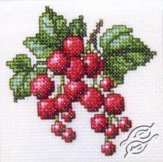 Redcurrant - Cross Stitch Kits by RTO - H252