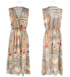 US$11.60 long dress