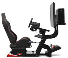 Logitech, Gamer Chair, Racing Simulator, Forza Motorsport, Gamer Room, Dream Rooms, Courses, Sliding Doors, Race Cars