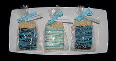 rice krispies favors | Simply Sweets Cake Studio, Scottsdale Phoenix, AZ -custom cakes ...