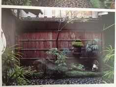 Japanese Garden--be still my heart...