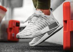 Adidas NMD R1 'Three Stripes' White