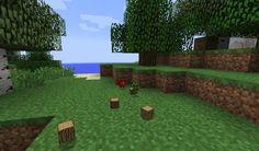 Мод Treecapitatorсоздаетгораздо меньше хлопот вырубки деревьев, и гораздо быстрее их добычу, кроме того,анимация подобна тому, как деревья падают в инди-играх, например Terraria.После
