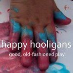 Happy Hooligans - little people discovering their world through good, old-fashioned play