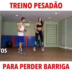 Heavy Workouts To Lose Belly at Home 🏋️‍♂️🤸‍♀️ - Treinos Pesado Para perder Barriga em Casa 🏋️‍♂️🤸‍♀️ Workouts to lose belly at home. Fitness Home, Body Fitness, Fitness Tips, Health Fitness, Mens Fitness, Fun Workouts, At Home Workouts, Training Exercises, Workout Exercises