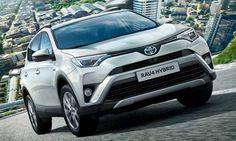 Nuevo #Toyota #HybridRav4. El SUV moderno y dinámico con interesantes…