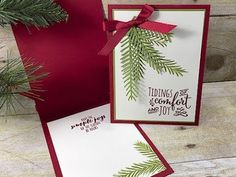 This card is stunning in person! The texture, the shine in the ribbon, and the sentiment really make this fast card look like a million dollar card. Here are...