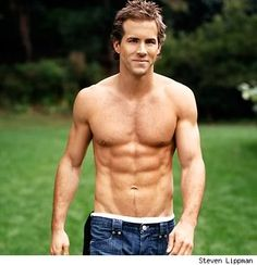 Ryan Reynolds. enough said.