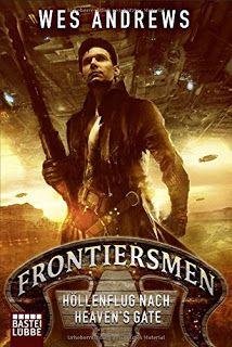 Höhle der Leseratten: Wes Andrews - Teil 2 der Reihe Frontiersmen ab Mär...
