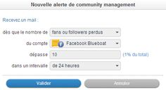 Programmer des alertes veille et community management avec Radarly