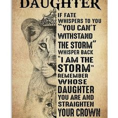My Children Quotes, Quotes For Kids, Family Quotes, Great Quotes, Child Quotes, Love My Children, Love You Daughter Quotes, Mother Daughter Quotes, To My Daughter