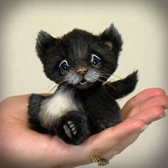 Mini Kitty By White Forest Studios - Bear Pile