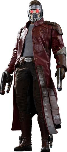 Hot Toys Star-Lord Sixth Scale Figure  $234.99   Click on picture links to pre-order today from Sideshow!