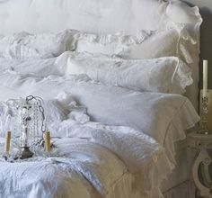 Bella Notte Linens Linen Whisper Pillowcase