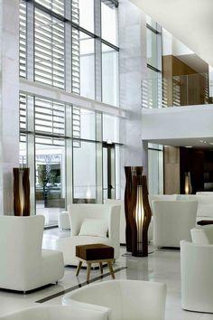 Onyria Marinha Edition Hotel & Thalasso, Cascais, Portugal designed by Joao Paciência Architect, Interior by Cristina Santo de Silva