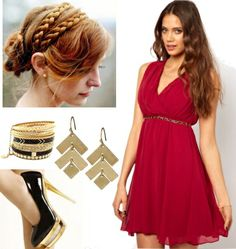 CollegeFashion: inspired by the women of ancient Sparta