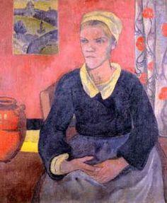 Louise - Paul Sérusier - The Athenaeum