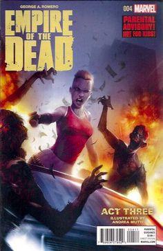 Empire of the Dead - Act Three 4 Boeken / Comics, Comics, Empire of the Dead www.detoyboys.nl