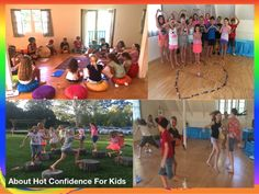 Nadine Love, founder of Hot Confidence for Kids introduces you to a fun program in which your child can learn social and communication skills in a fun environment. Communication Skills, How To Introduce Yourself, Your Child, Life Is Good, Children, Kids, Confidence, Environment, Happiness
