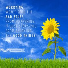 "Worrying won't stop the bad stuff from happening. Once you realize this, it can be very freeing. Anxious minds love to worry, but I say, ""Let's not and say we did brain."" :P #anxiety #recovery #coping"