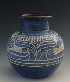 Charles Smith Pottery/beautiful pottery...various places.